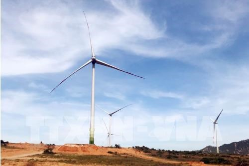 Another wind power project to be built in Quang Tri hinh anh 1