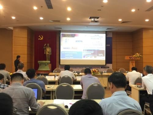 Seminar discusses IoT application in SMEs' operation hinh anh 1