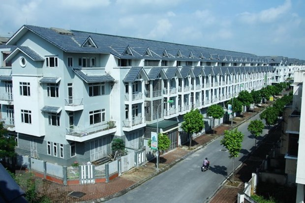 Supply of Hanoi town houses, villas hits record high in Q1 hinh anh 1