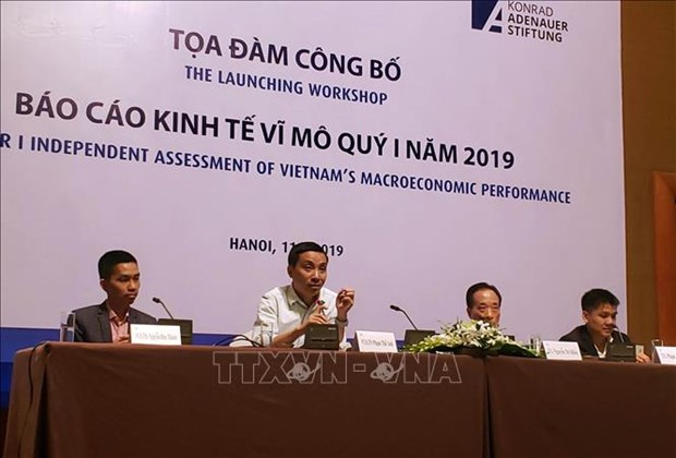 No big changes in exchange rate, interest rate in 2019: research institute hinh anh 1