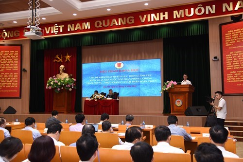 State Audit's role in anti-corruption fight discussed hinh anh 1