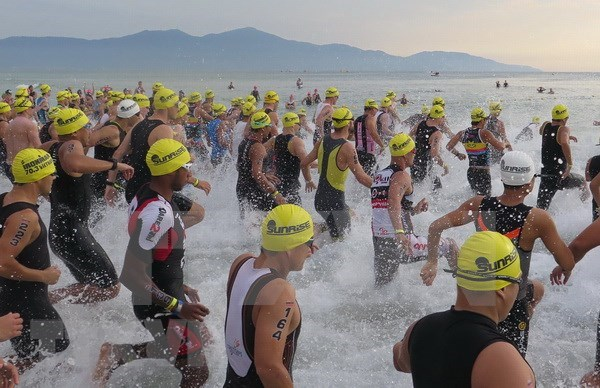 Top Ironman triathletes to race in Da Nang in May hinh anh 1