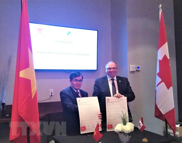 Vietnam, Canada intensify cooperation in operational audit hinh anh 1