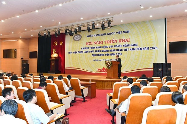 Banking system crucial to economy: official hinh anh 1