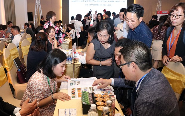 Vietnamese, Japanese firms seek investment, trade partnerships hinh anh 1