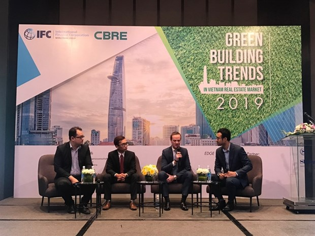 Green construction adds value to property, protects environment hinh anh 1