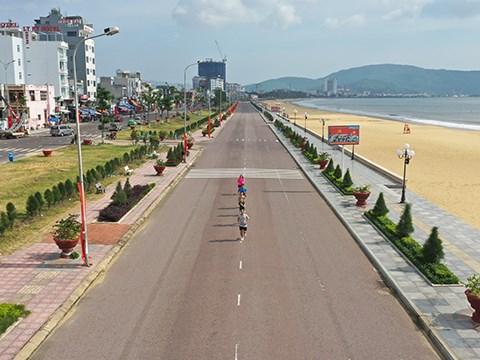 Quy Nhon city to host VnExpress Marathon hinh anh 1