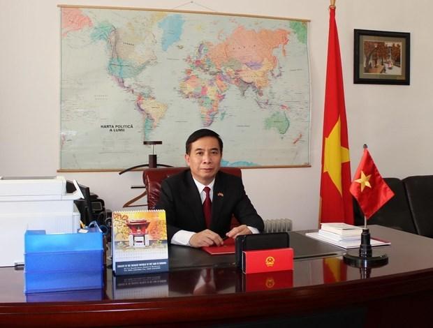 PM's Romania visit to take bilateral ties to next level: Ambassador hinh anh 1