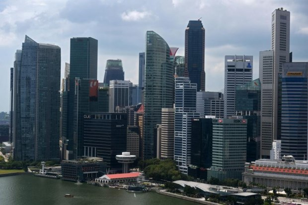 Singapore's economy slows down in Q1 2019 hinh anh 1