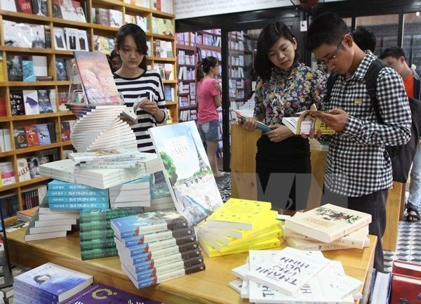 Myriad activities to welcome Vietnam Book Day in Hanoi this month hinh anh 1