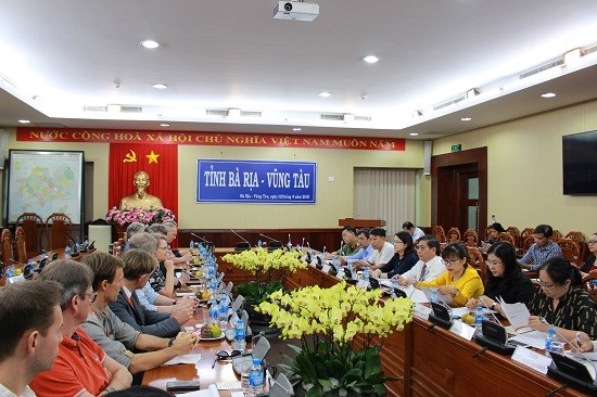 Netherlands looks forwards to cooperation in wind power development hinh anh 1