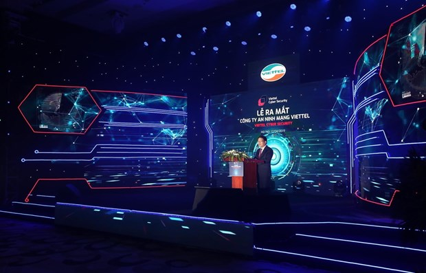 Viettel establishes cyber security company hinh anh 1