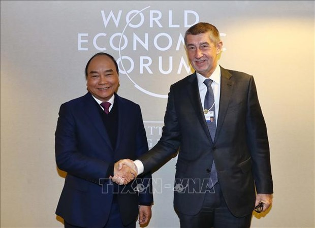 Czech media highlights significance of boosting economic ties with Vietnam hinh anh 1