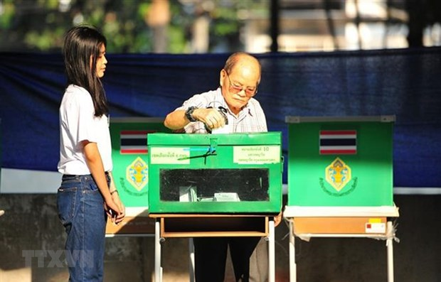 Thailand's re-election no later than April 28 hinh anh 1