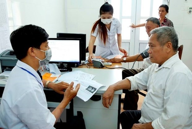 Developing grassroots healthcare top task in health-population programme hinh anh 1