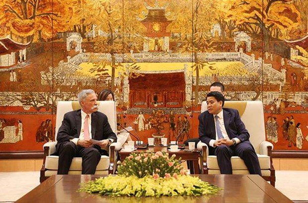Hanoi gears up for Formula One Grand Prix hinh anh 1