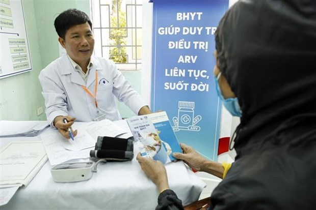 Pre-Exposure Prophylaxis for HIV officially launched in Hanoi hinh anh 1