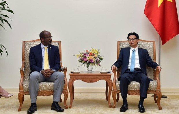 Vietnam values ties with Seychelles: official hinh anh 1