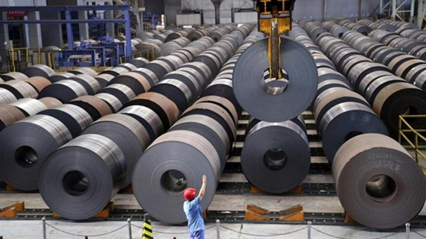 Steel industry faces 47 anti-dumping, anti-subsidy investigations hinh anh 1