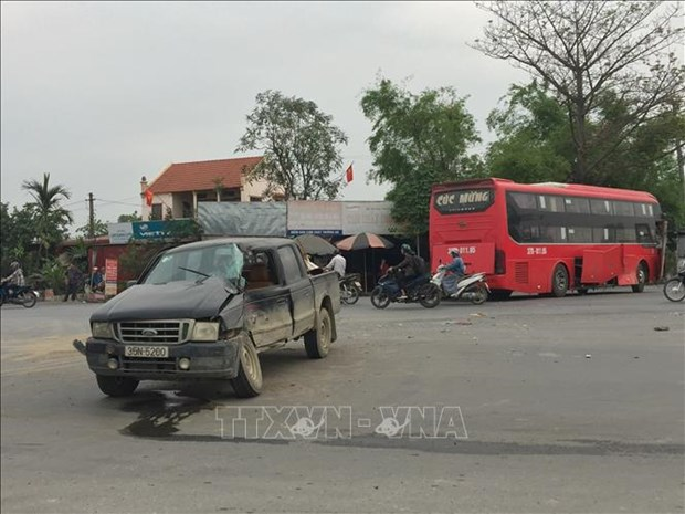Traffic accidents claim 66 lives during three-day holiday hinh anh 1