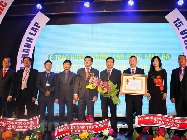 Vietnamese Association in Czech Republic to mark 20th anniversary in October hinh anh 1