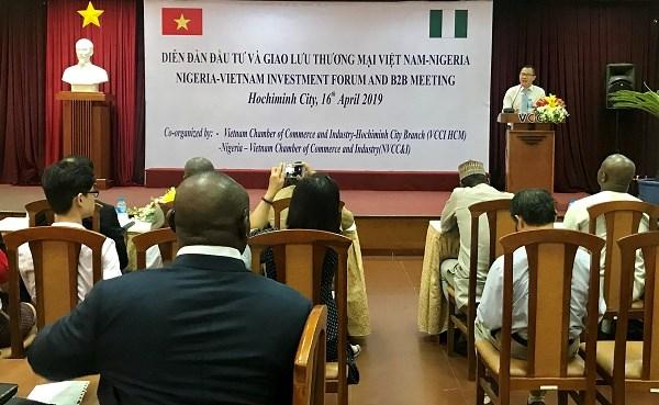 Vietnam, Nigeria seek stronger investment, trade ties hinh anh 1
