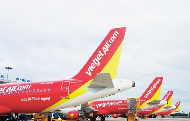 Vietjet Air offers 1.45 million promotional tickets hinh anh 1