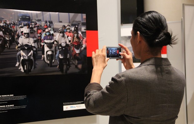 Photo contest raises public awareness of environmental protection hinh anh 1