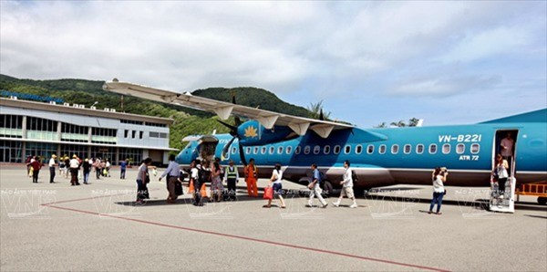 Con Dao's airport to be expanded hinh anh 1