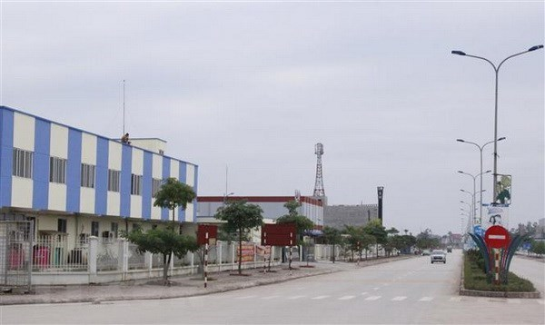 Industrial property boosts appeal to investors hinh anh 1