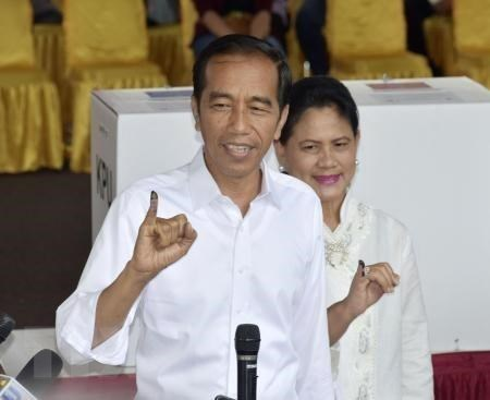 Indonesian President calls for national unity after election hinh anh 1