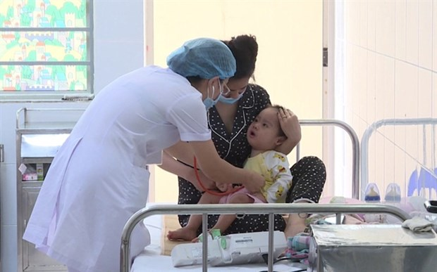 More cases of measles reported nationwide hinh anh 1