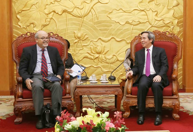 Vietnam wants more support from IMF: Party official hinh anh 1