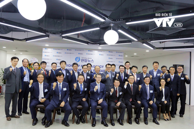 Yonhap inaugurates Southeast Asian office in Hanoi hinh anh 1