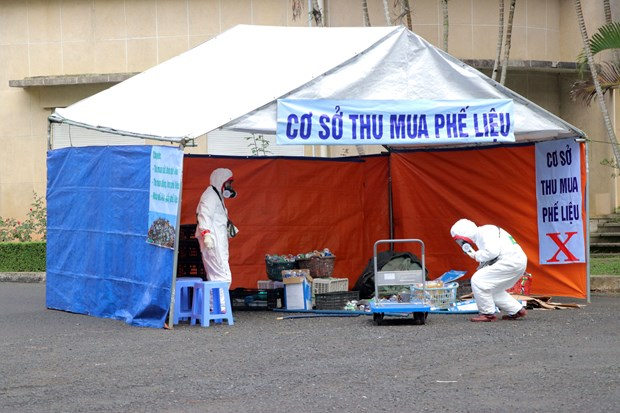 Lam Dong holds nuclear disaster response drill hinh anh 1