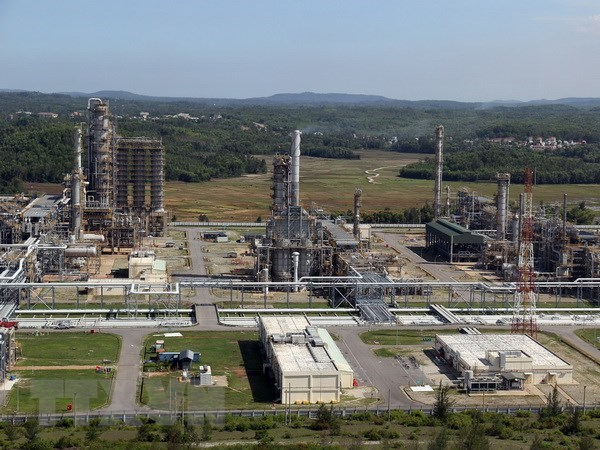 Dung Quat refinery earns 26 mln USD in Q1's post-tax profit hinh anh 1