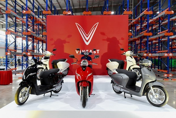 More manufacturers enter e-motorbike market hinh anh 1