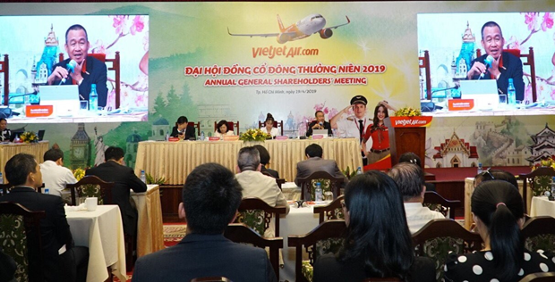Vietjet plans to open more int'l routes in 2019 hinh anh 1