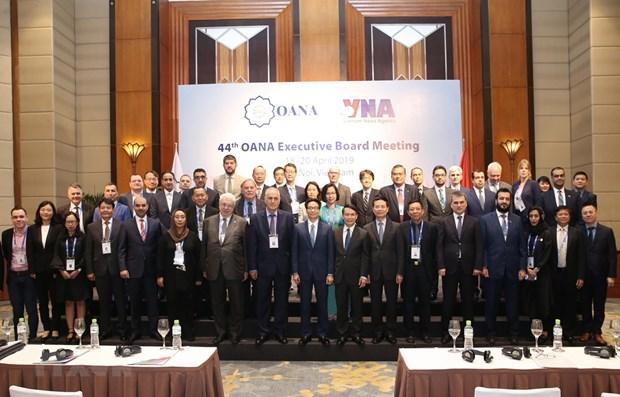 44th OANA Executive Board Meeting – a success hinh anh 1