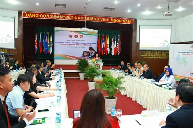 SE Asia educational experts talk latest teacher professional standards hinh anh 1