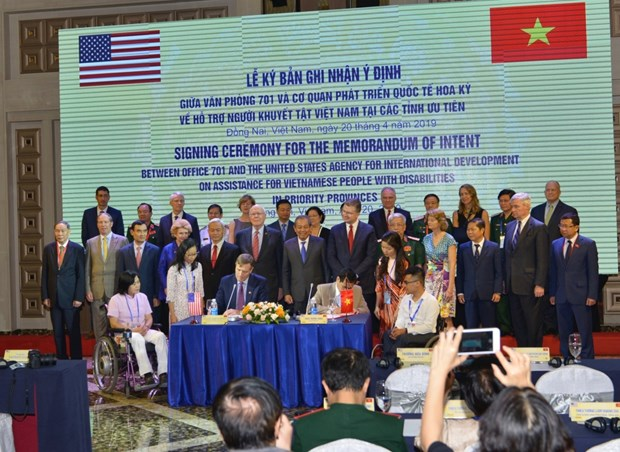 USAID supports people with disabilities in Vietnam hinh anh 1
