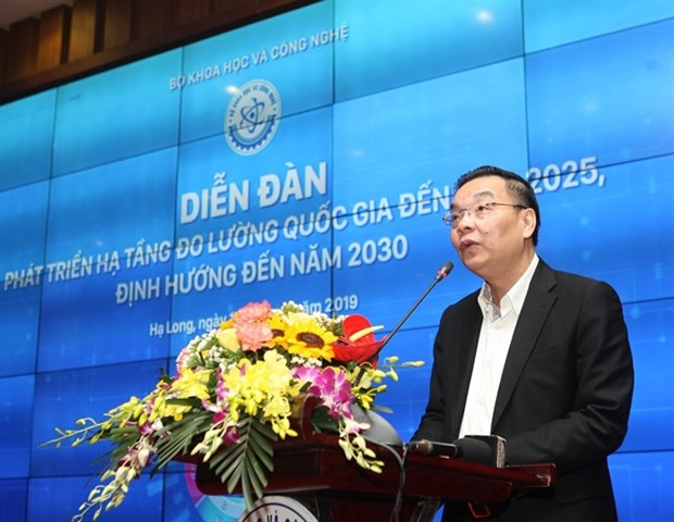 Vietnam to improve measurement capacity: Minister hinh anh 1