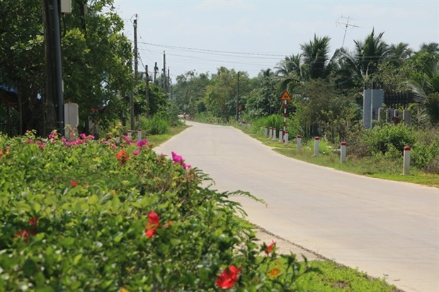 Dong Nai province's rural district gets well-deserved makeover hinh anh 1