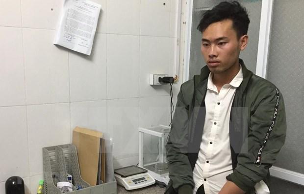 Smuggler of 17 heroin bricks arrested in Son La province hinh anh 1