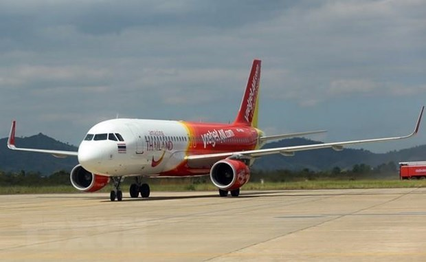 Vietjet Air launches Phu Quoc-Hong Kong route hinh anh 1