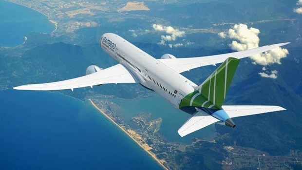 Bamboo Airways to launch three international air routes in April hinh anh 1
