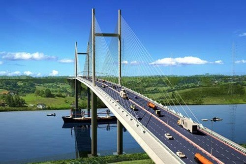 HCM City, Dong Nai seek urgent approval of Cat Lai bridge project hinh anh 1