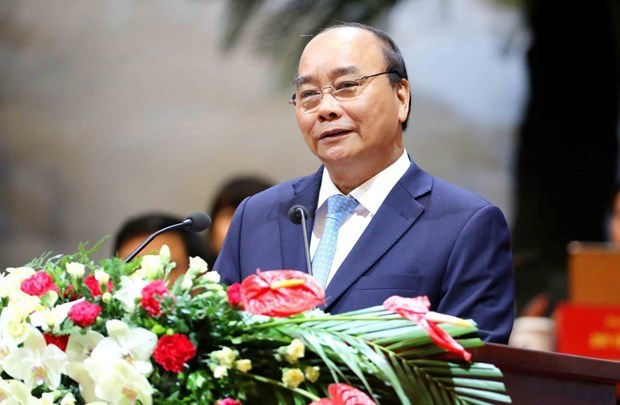 PM Nguyen Xuan Phuc to attend Belt and Road Forum in Beijing hinh anh 1