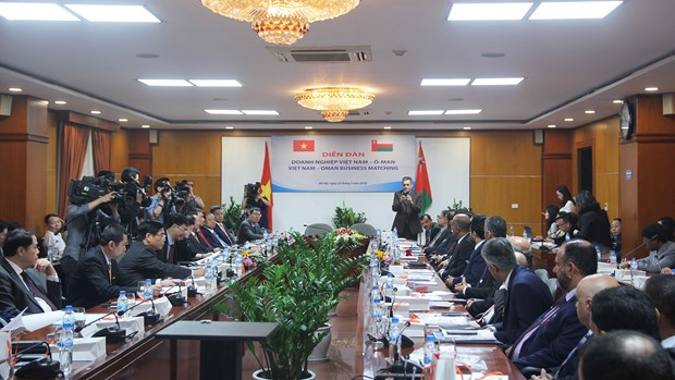 Omani businesses seek cooperation partners in Vietnam hinh anh 1