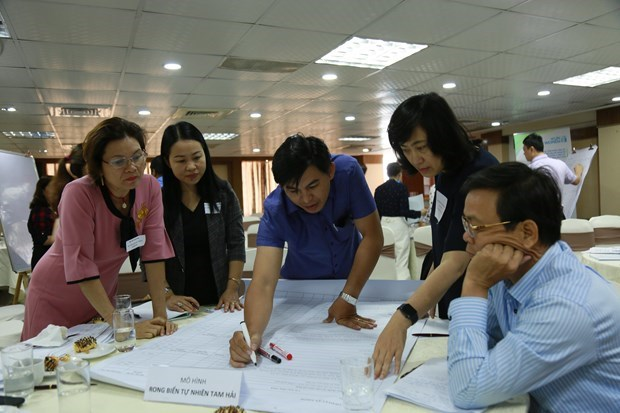 Workshop gathers ideas to improve livelihood for rural women hinh anh 1